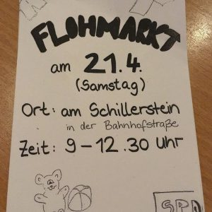 Flohmarkt In Wedel