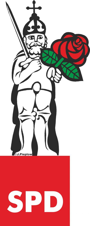 Logo: SPD Wedel